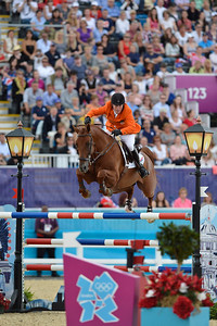 EQUITATION - 364 SCHRODER Gerco sur LONDON FINALE INDIVIDUELLE JUMPING - JEUX OLYMPIQUES DE LONDRES 2012 - OLYMPICS GAMES IN LONDON -  PHOTO : © CHRISTOPHE BRICOT