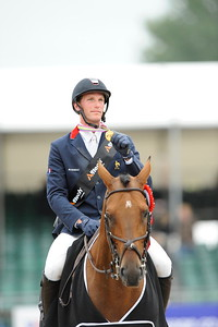 KEVIN STAUT SUR KRAQUE BOOM - CHAMPION D'EUROPE 2009 JUMPING - FINALE INDIVIDUELLE WINDSOR CASTLE FEI EUROPEAN JUMPING AND DRESSAGE CHAMPIONSHIPS 25-30 AOUT 2009 - WINDSOR ©Christophe Bricot