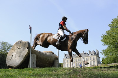 VIOREL BUBAU SUR ARCITIC  - CIC3*W  HARAS DU PIN - NORMANDIE - NORMANDY - FRANCE - CONCOURS COMPLET - EVENTING - © CHRISTOPHE BRICOT