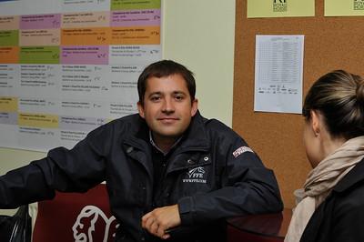 Championnat de France Pro Elite Generali, Fontainebleau 2009 Championnats de France de Saut d'obstacles Grand Parquet © Christophe Bricot