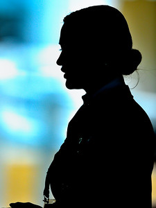 EQUITATION - JESSICA MICHEL - PORTRAIT - DRESSAGE - JEUX OLYMPIQUES DE LONDRES 2012 - OLYMPICS GAMES IN LONDON -  PHOTO : © CHRISTOPHE BRICOT