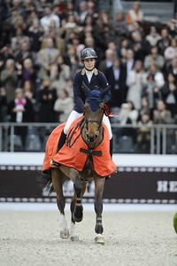 Katharina OFFEL - Cathleen 28 JUMPING : GRAND_PRIX - SAUT HERMES 2012 AU GRAND PALAIS - PARIS - FRANCE - 16-18 MARS 2012 - PARIS - PHOTO : © CHRISTOPHE BRICOT