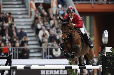 Pius SCHWIZER - CARLINA JUMPING : GRAND_PRIX - SAUT HERMES 2012 AU GRAND PALAIS - PARIS - FRANCE - 16-18 MARS 2012 - PARIS - PHOTO : © CHRISTOPHE BRICOT