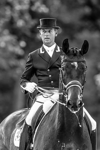 France, Compiègne :  Carl HESTER (GBR) riding on Nip Tuck  during the Grand Prix Barriquand, CDI3*, Dressage competition of the FEI CDIO5* of Compiègne on May 19th , 2016, in Compiègne, France - Photo Christophe Bricot