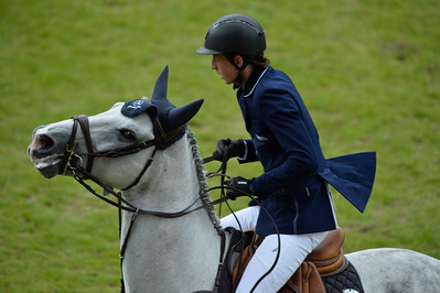 Germany, Aachen : Martin FUCHS riding Clooney 51 during the Rolex Grand Prix ,  CHIO of Aachen, World Equestrian Festival,  in July 17th , 2016, in Aachen, Germany - Photo Christophe Bricot