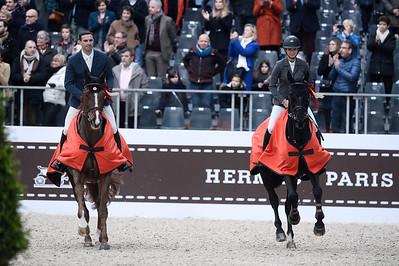 during the Saut-Hemrès Class, Saut-Hermès , Grand-Palais,