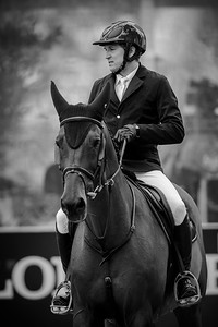 France, Paris : Guillaume Canet riding Babèche during the Longines Global Champions Tour of Longines Paris Eiffel Jumping, on July 1th , 2017, in Paris, France - Photo Christophe Bricot