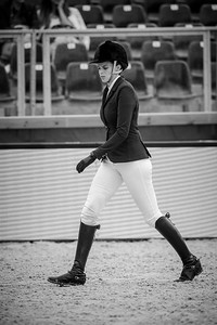 France, Paris : Athina Onassis during the Longines Global Champions Tour of Longines Paris Eiffel Jumping, on July 1th , 2017, in Paris, France - Photo Christophe Bricot