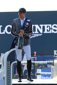 EQUESTRIAN - JUMPING CHANTILLY - LONGINES GLOBAL CHAMPIONS TOUR 2018