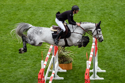 France, La Baule : Pieter Devos riding Ulyssi Van Orti during the Longines FEI Jumping Nations Cup™ de France-La Baule, on May 16th , 2019, in La Baule, France - Photo Christophe Bricot