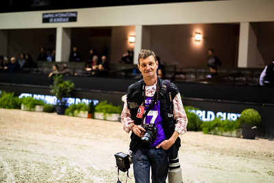 {country}, {city} : Eric Knoll  during FEI Driving World Cup Final,  Jumping International in Bordeaux, western France, on February 10th , 2019, in {city}, {country} - Photo Christophe Bricot / CEB