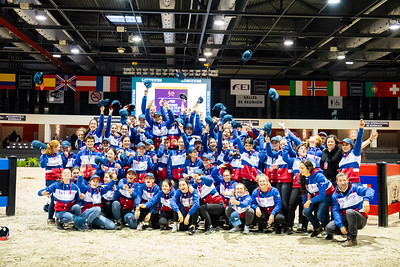 France, Bordeaux :  during FEI Driving World Cup Final,  Jumping International in Bordeaux, western France, on February 10th , 2019, in Bordeaux, France - Photo Christophe Bricot / CEB