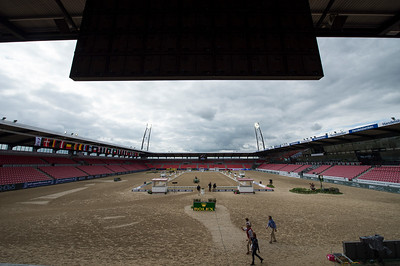 STADE EQUESTRE - HERNING Championnat d'Europe 2013 - HERNING , Danemark - 20/08/13 - PHOTO CHRISTOPHE BRICOT - www.bricotchristophe.com