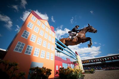 JUMPING : PATRICE DELAVEAU, ORIENT EXPRESS HDC  FINALE INDIVIDUELLE - COMPETITION PAR EQUIPE,  Championnat d'Europe 2013 - HERNING , Danemark - 24/08/13 - PHOTO CHRISTOPHE BRICOT - www.bricotchristophe.com