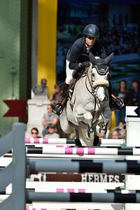 the rand Prix of Saut Hermès show Jumping 2015, Grand-Palais