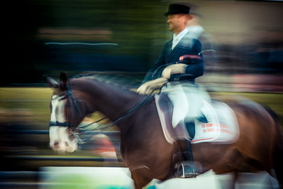 France, Compiègne :  Ulrik Moelgaard (Denmark) riding Michigan  during the Grand Prix Barriquand, CDI3*, Dressage competition of the FEI CDIO5* of Compiègne on May 19th , 2016, in Compiègne, France - Photo Christophe Bricot