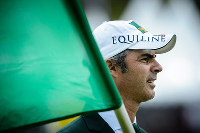 France, La Baule : Rodrigo Pessoa, chef d'équipe Ireland, during the FEI Nations Cup, Longines International Jumping of La Baule , on May 12th , 2017, in La Baule, France - Photo Christophe Bricot