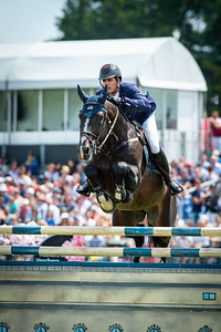 France, Chantilly : Nicola Philippaerts  riding H&M Chilli Willi during the Longines Longines Global Champions Tour of Chantilly, on July 13th , 2019, in Chantilly, France - Photo Christophe Bricot