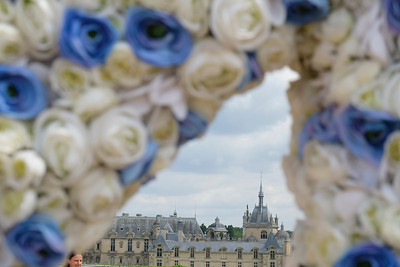 France, Chantilly : ambiance riding Fatum during the Longines Longines Global Champions Tour of Chantilly, on July 13th , 2019, in Chantilly, France - Photo Christophe Bricot