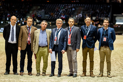 France, Bordeaux : portraits of all course designers during the Jumping International in Bordeaux, western France, on February 9th , 2019, in Bordeaux, France - Photo Christophe Bricot / CEB