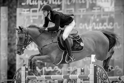 France, Paris : Kevin STAUT riding Ayade de Septon Hdc during the Longines Global Champions Tour of Longines Paris Eiffel Jumping, on July 1th , 2017, in Paris, France - Photo Christophe Bricot