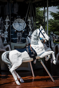 France, Paris : Horse,  during the Longines Paris Eiffel Jumping, Global Champions Tour in June 30th , 2016, in Paris, France - Photo Christophe Bricot