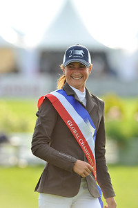 """PENELOPE LEPREVOST CONCOURS INTERNATIONAL CSI***** CHANTILLY 2010 - EPREUVE DU GLOBAL CHAMPIONS TOUR (GCT) - 2010 © CHRISTOPHE BRICOT _________________________________________ CSI***** CHANTILLY 2010 - GLOBAL CHAMPIONS TOUR - The second Global Champions Tour stage on French ground is situated in Chantilly, a real """"horse town"""".  © CHRISTOPHE BRICOT"""