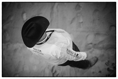 France, Chassieu :  Illustration, western during the reining International Competition of Equita Lyon, on October 29th , 2016, in Chassieu, France - Photo Christophe Bricot