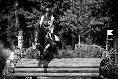 France, Marnes-la-Coquette : MEIER Kai-Steffen riding GLUECKSRUF during the CCI4*-S-FFE competition of the Jardy Eventing Show 2020, July 11th, at Haras de Jardy,  Photo Christophe Bricot.