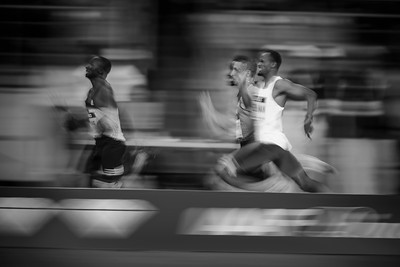 France, Paris : Edwin MELLY (KEN), 800m Men, Ayanleh SOULEIMAN (DJI), 800m Men, Jonathan Kitilit - finish line  during the IAAF Diamond League - Meeting of Paris   in August 27th , 2016, in Paris, France - Photo Christophe Bricot/DPPI Media