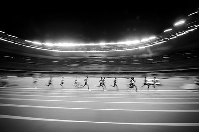 France, Paris : Illustration, 3000m Men, during the IAAF Diamond League - Meeting of Paris   in August 27th , 2016, in Paris, France - Photo Christophe Bricot/DPPI Media