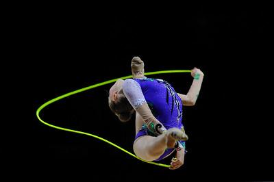 RABSTAVA HANNA (BLR) CORDE  Internationaux de GRS de Thiais - 27 et 28 Mars 2010 Gymnastique Rythmique et sportive © Christophe Bricot