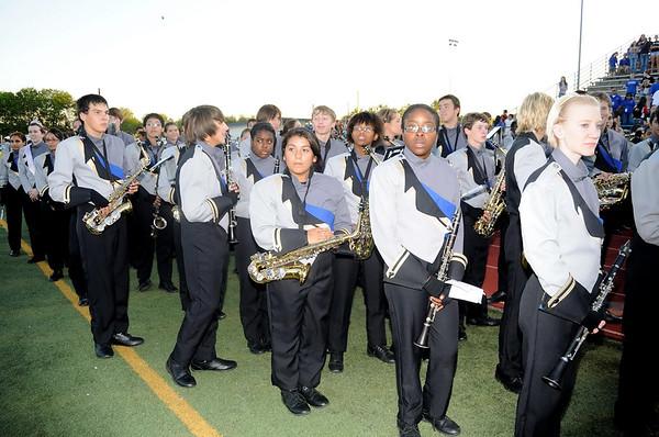 Akins Game (homecoming) Sept. 23, 2011