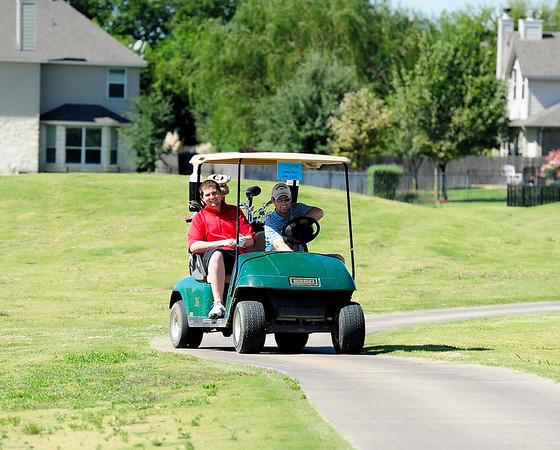 PHS Cheer Golf Tournament Oct. 9, 2010