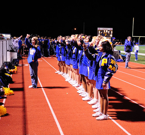 Bowie Game-Varsity-Oct. 30, 2009