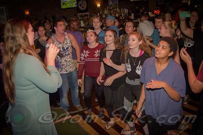 PHS Drama Almost Maine Cast Party Kaminski's 10-28-2017