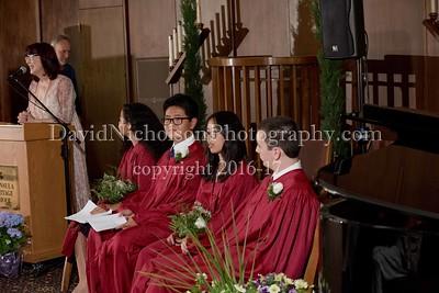PHS 8th Grade graduation candids