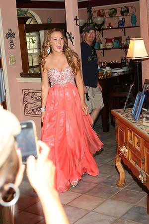 Katy Fordyce Prom 2013