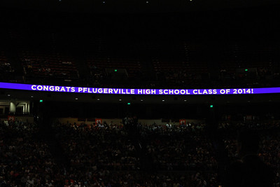 PHS 2014 Graduation