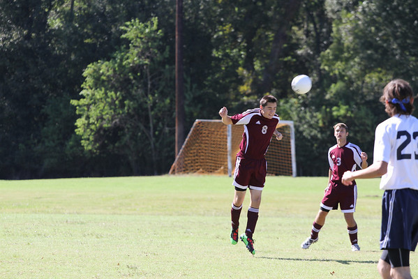 PHS REBEL SOCCER ESA Scrimage Nov 6, 2010