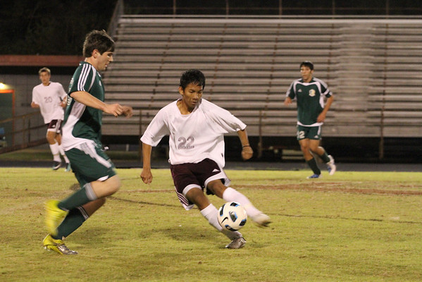 PHS Rebel Soccer Boys Jamboree Nov 11, 2010