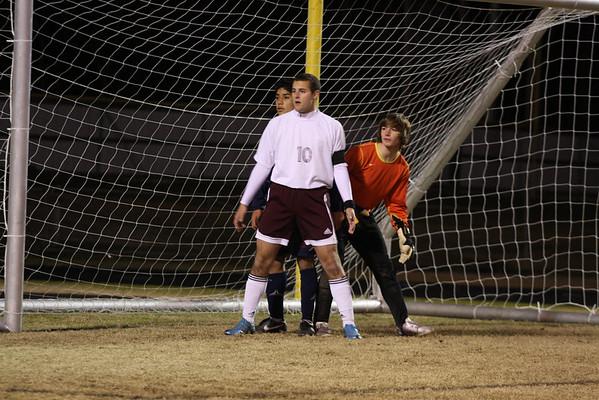 Rebel Boys vs West Monroe Jan 6, 2010