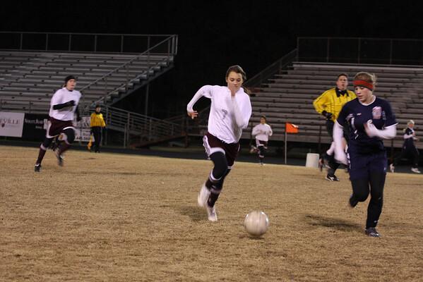 Lady Rebels vs West Monroe Jan 6, 2010