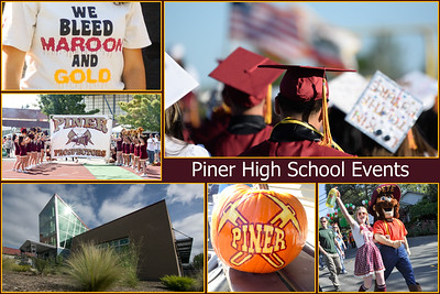 Piner High School Photos