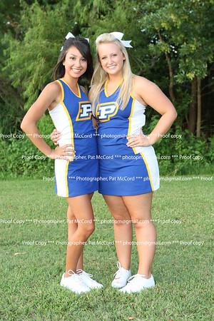 2010 PHS Cheerleaders