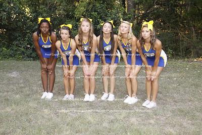 2012 PHS Cheerleaders