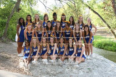 2009 PHS Cheerleaders