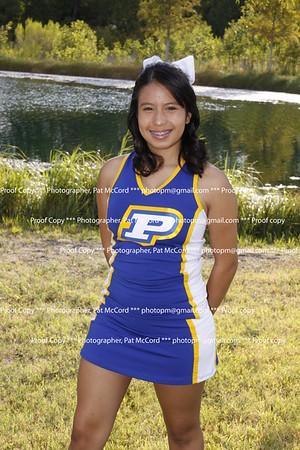 2011 PHS Cheerleaders