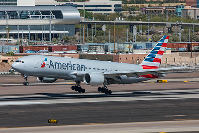 American Airlines Boeing 777-223(ER) N765AN 3-7-20
