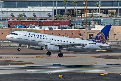 United Airlines Airbus A320-232 N4901U 3-7-20